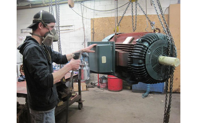 Industrial Motors Timmins Services Timmins Electric Motors